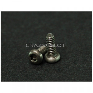 M2 x 4mm T6 Guide and Motor Titanium Screws
