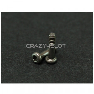 Body M2.2 T6 x 8mm Titanium Screws