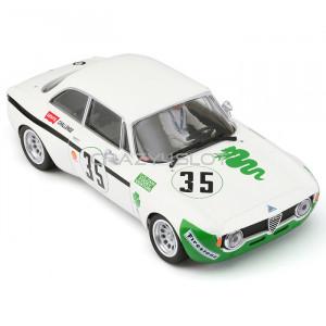 Alfa GTA 1300 Junior 4h Jarama 1972 n.35