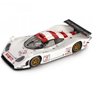 Porsche 911 GT1 EVO 98 FIA GT Silverstone 1998