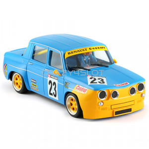 R8 Gordini n.23 Blue Yellow Michelin Edition