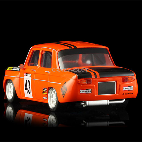 R8 Gordini n.43 Orange Edition