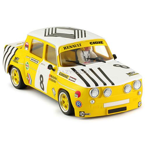 R8 Gordini n.8 Yellow Michelin Edition