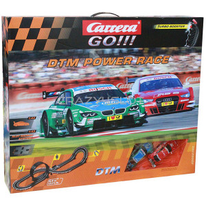 Carrera GO DTM Power Race Set