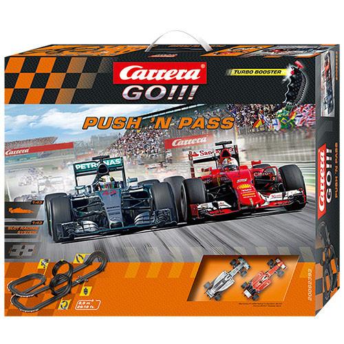Carrera GO Push'n Pass Set