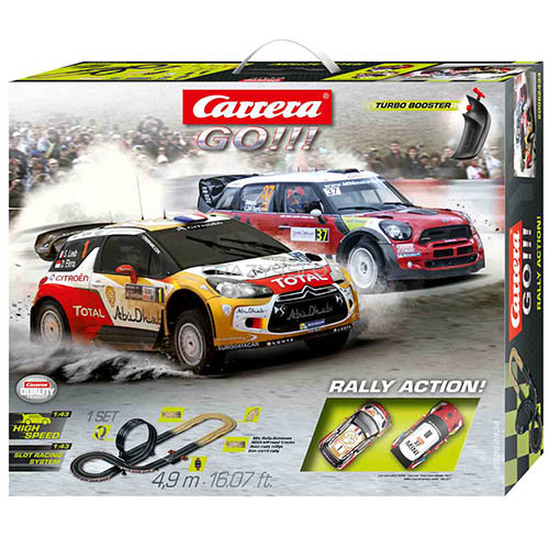 Carrera GO Rally Action Set