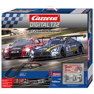 GT Championship Wireless+ Digital Race Set