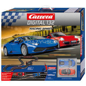 Racing Spirit Wireless+ Digital Race Set