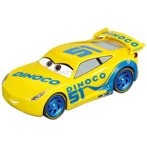 Carrera Evolution Disney Pixar Cars 3 Take Off Set