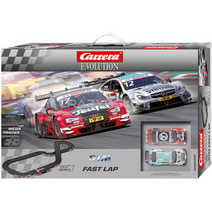 Carrera Evolution DTM Fast Lap Race Set