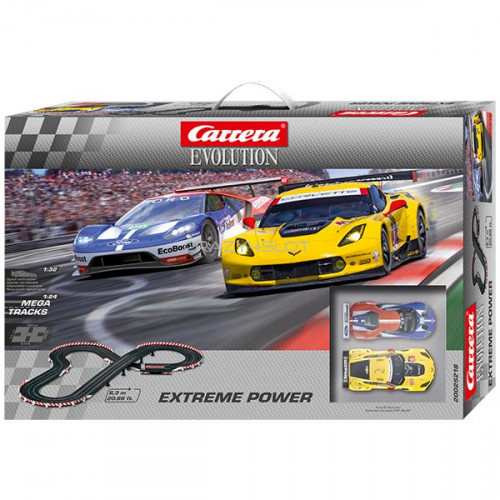 Carrera Evolution Extreme Power Set