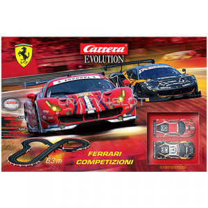 Carrera Evolution Ferrari Competizioni Set