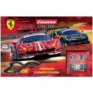 Carrera Evolution Ferrari Competizioni Set
