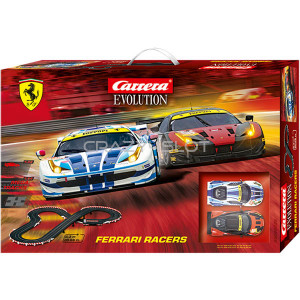 Carrera Evolution Ferrari Racers Set