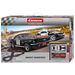 Carrera Evolution Most Wanted Set