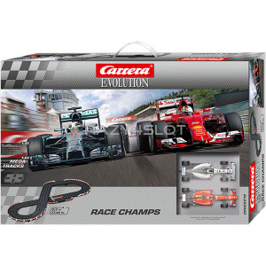 Carrera Evolution Race Champs Set