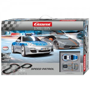 Carrera Evolution Speed Patrol Set