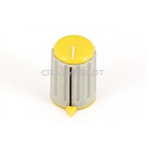 Yellow Potentiometer Knob