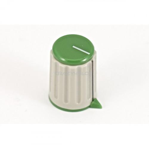 Green Potentiometer Knob