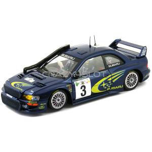 Subaru Impreza WRC Winner Rally Kenya 2000