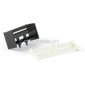 Formula NSR Racing Flex Rear and Front Wings