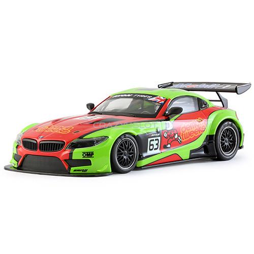 Bmw Z4 Gt3: BMW Z4 GT3 Rockingham 2015 N.63