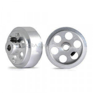 "Front Aluminium Wheels Standard 16"" No Air System"