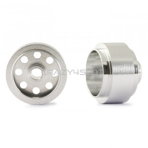 Aluminium Front Wheels 13x8mm No Air for Formula NSR