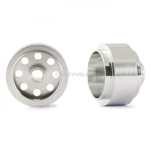 Aluminium Front Wheels 13x8mm No Air for Formula NSR