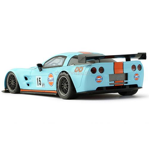 Corvette C6R Gulf Edition n.15 w/Baby King