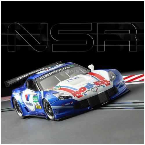 Corvette C7.R ADAC GT Master 2017 Winner n.77