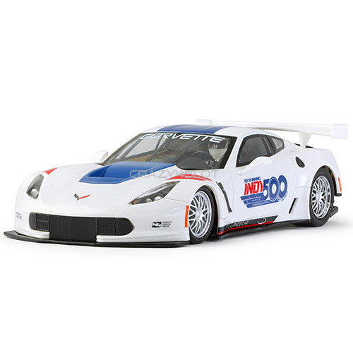 Corvette C7.R Grand Sport Indianapolis Pace Car White