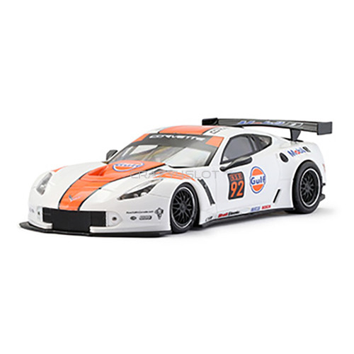 Corvette C7.R Gulf Edition White n.92