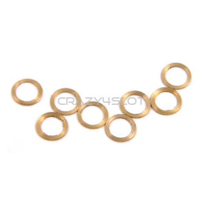 Axle Spacers 3/32'' x 0.5mm