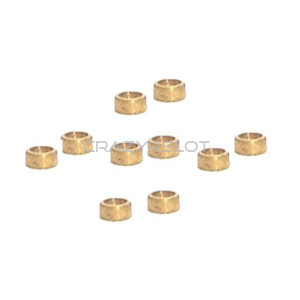 Axle Spacers 3/32'' x 1mm