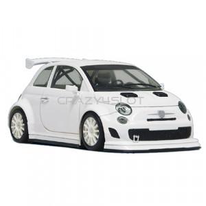 Fiat Abarth 500 Assetto Corse White Kit