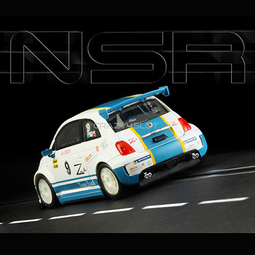 nsr 0056sw fiat abarth 500 assetto corse trofeo selenia. Black Bedroom Furniture Sets. Home Design Ideas