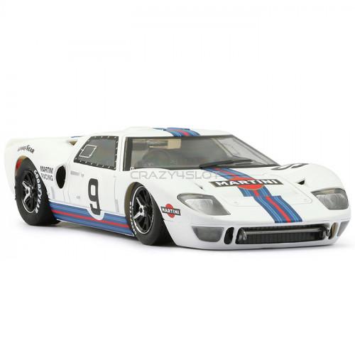 Ford GT40 MKI Martini Racing n.9 White