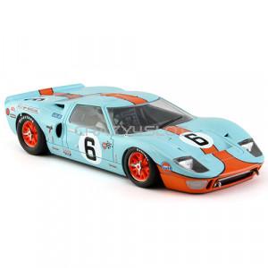 Ford GT40 MKI Winner 24h Le Mans 1969  n.6 Gulf