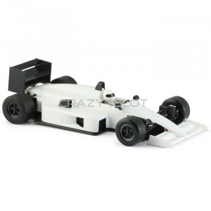 Formula 86/89 White Body Kit
