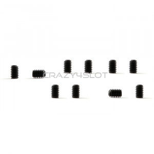 Grub Screws M2 x 3mm 10pcs