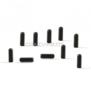 Grub Screws M2 x 5mm 10pcs