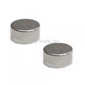 Neodimium Magnet 8x4mm