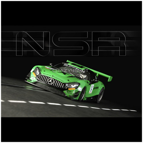 Mercedes AMG Black Falcon n.6 Monza 2018 AW