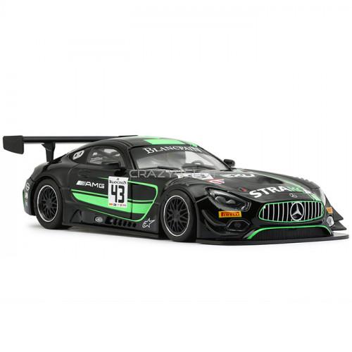 Mercedes AMG Strakka Racing 2018 Green n.44