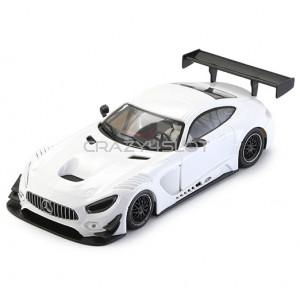 Mercedes AMG Test Car White AW King 21