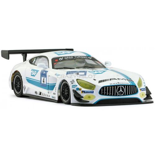 Mercedes AMG Winner 24h Nurburgring 2016 n.4