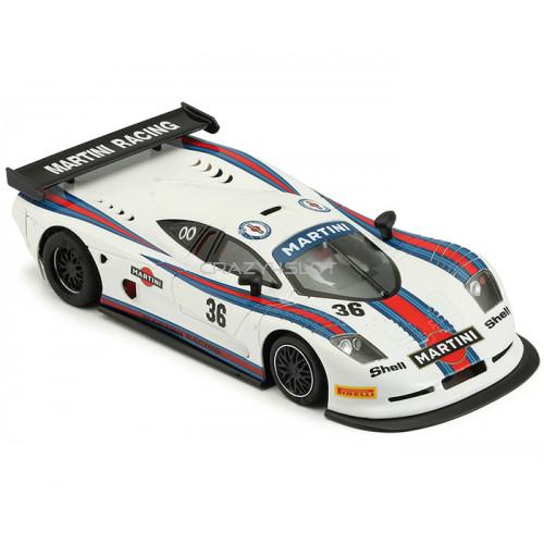 Mosler MT900-R Martini Racing White n.36