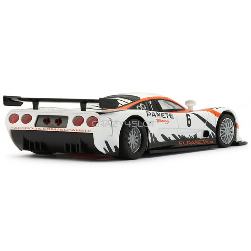 Mosler MT900-R Panete Racing Orange n.6