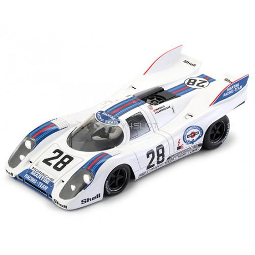 Porsche 917K Martini Racing n.28 1000km Austria 1971